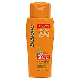 Babaria Aloe Vera Sun Milk SPF50 200ml