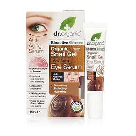 Dr Organic Snail Gel Eye Serum 15ml