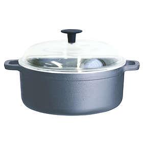 Ronneby Bruk Maestro Cuisine Gryta 3L (med glaslock)