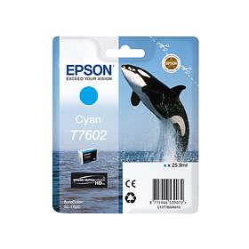 Epson T7602 (Cyan)