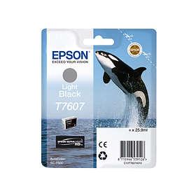 Epson T7607 (Ljussvart)
