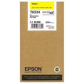 Epson T6534 (Gul)