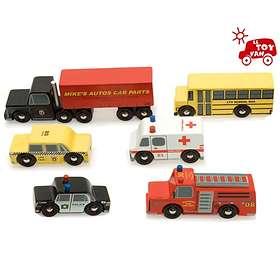 Le Toy Van New York Bil Set TV268