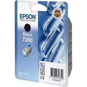 Epson T066 (Svart)