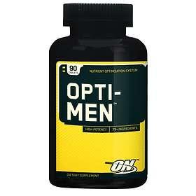 Optimum Nutrition Opti-Men 90 Tablets