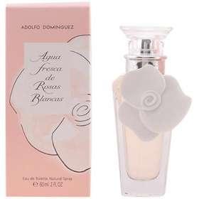 Adolfo Dominguez Agua Fresca Rosas Blancas edt 60ml
