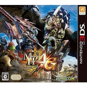 Monster Hunter 4G (Japan-import)