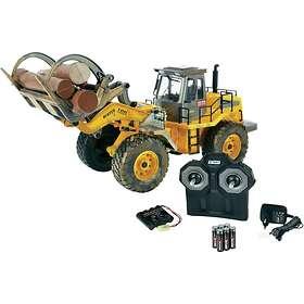 Carson Model Sport Hobby Engine Wheel Loader (HE0720) RTR