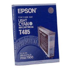 Epson T485 (Ljuscyan)