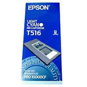 Epson T516 (Ljuscyan)