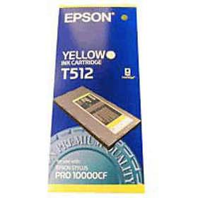 Epson T512 (Gul)