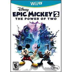 Disney Epic Mickey 2: The Power of Two (USA-import)