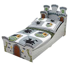 KidKraft Medieval Castle Juniorseng 70x140cm