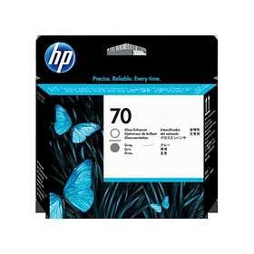 HP 70 Printhead (Gloss Enhancer/Grå)