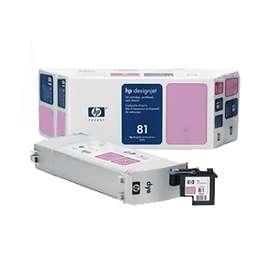 HP 81 Printhead 680ml (Ljusmagenta)