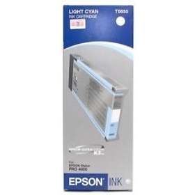 Epson T5655 (Ljuscyan)
