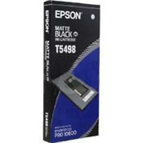 Epson T5498 (Mattsvart)