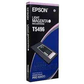 Epson T5496 (Ljusmagenta)