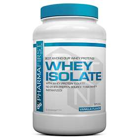 PharmaFirst Nutraceuticals Whey Protein Isolate 1,8kg