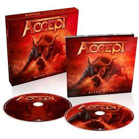 Accept: Blind Rage - Limited Edition