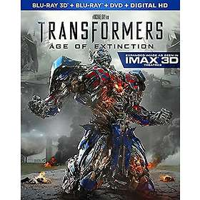 Transformers: Age of Extinction (3D) (US)
