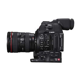 Canon EOS C100 Mark II + 24-105/4,0 IS