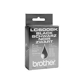 Brother LC600BK (Svart)