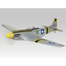 Thunder Tiger Premium Scale P-51D Mustang (4580) ARF