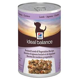 Hills Canine Ideal Balance Can Lamb & Vegetables 0,363kg