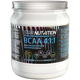 Star Nutrition BCAA 4:1:1 90% 0,4kg