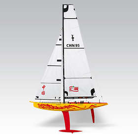 Thunder Tiger China Team 1M America's Cup Racing Yacht (5546) Kit