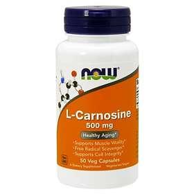 Now Foods L-Carnosine 500mg 100 Kapslar