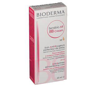 Bioderma Crealine/Sensibio AR BB Cream Anti-Redness Care SPF30 40ml