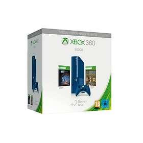 Microsoft Xbox 360 E 500Go - Blue Special Edition