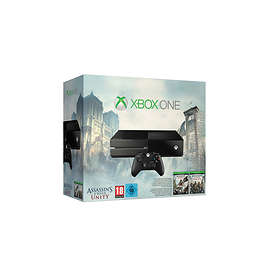 Microsoft Xbox One 500GB (incl. Assassin's Creed: Black Flag + Unity)