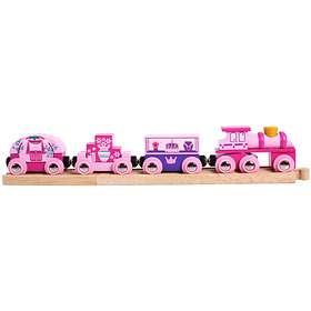 Bigjigs Princess Train BJT451