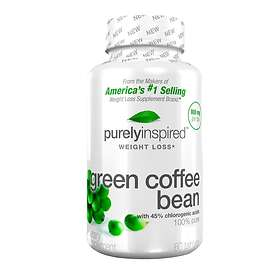 Purely Inspired Green Coffee Bean 60 Tablets