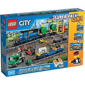 LEGO City 66493 City Train Value Pack