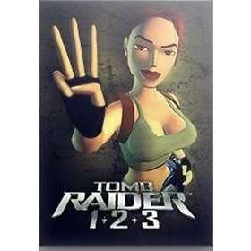 Tomb Raider I + II + III