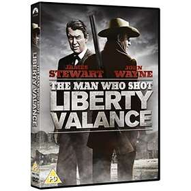 The Man Who Shot Liberty Valance (UK)