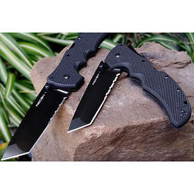 Cold Steel Recon 1 Tanto Point Half Serrated