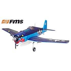 FMS F6F Hellcat 1400mm PNP