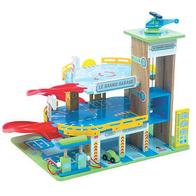 Le Toy Van Le Grand Garage TV439