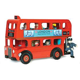 Le Toy Van London Buss Med Chaufför TV469