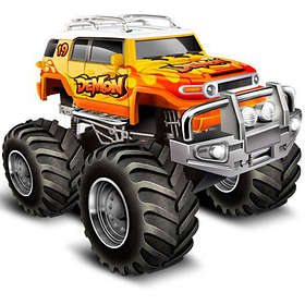 TopRaiders Monster Truck Demon RTR