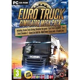 Euro Truck Simulator - Mega Pack