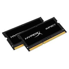 Kingston HyperX Impact SO-DIMM DDR3 2133MHz 2x4GB (HX321LS11IB2K2/8)
