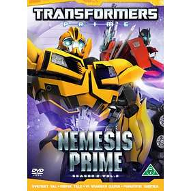 Transformers Prime - Säsong 2, Vol 2