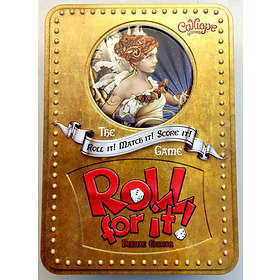 Calliope Games Roll For It! (Deluxe Edition)