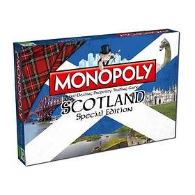 Monopoly Scotland Special Edition
